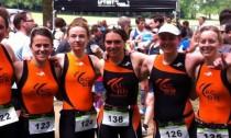 Triathlon de Versailles 2014 féminines