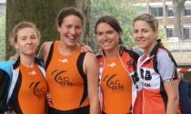 Demi-finale de D3 de triathlon 2014 à Angers