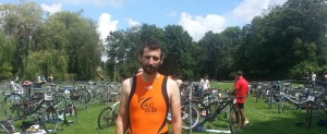 Triathlon de Grez-sur-Loing 2014