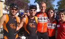 L'ACBB Triathlon à la Gentleman du coeur 2014