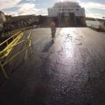 Embarquement à Dieppe