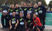 Ekiden Paris 2014