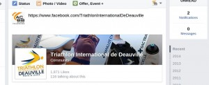 Facebook Deauville Triathlon