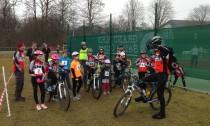 Départ du bike'n run jeunes