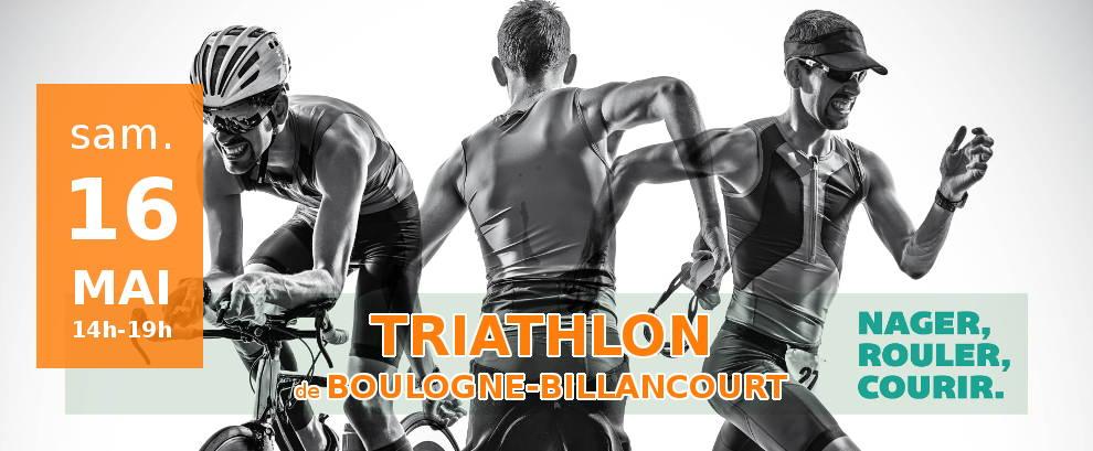 Triathlon de Boulogne-Billancourt 2015
