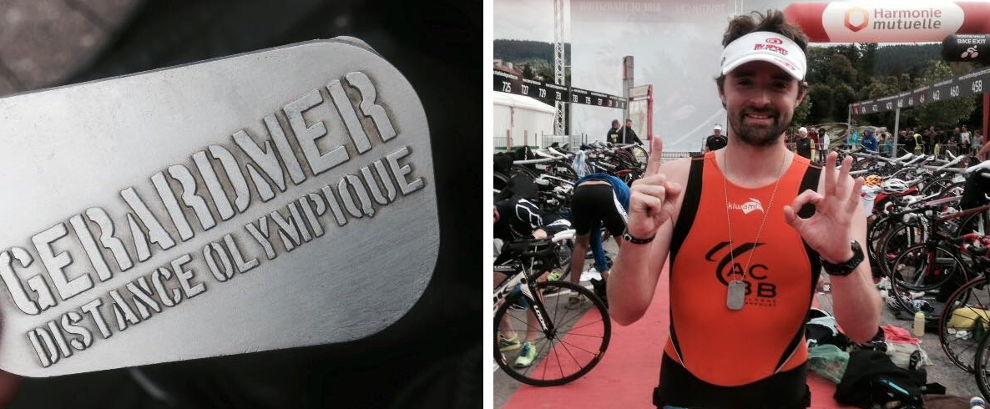 JPR au triathlon de Gérardmer