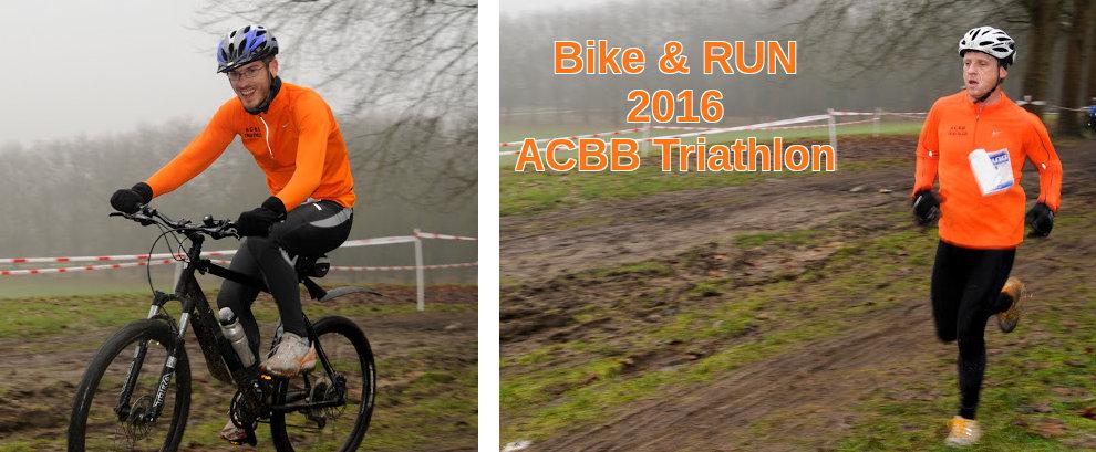 Bike and run 2016