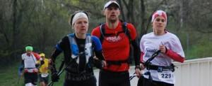 Charlotte, Emilie Lecomte, Sange Sherpa et Diego Pazos
