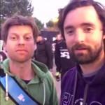 Marc et Jean-Philippe à l'Ironman d'Aix