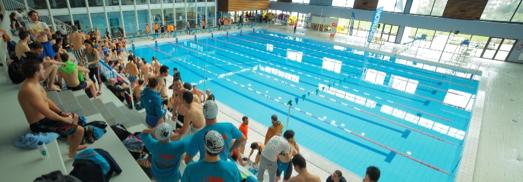 Résultats et photos du meeting de natation pour triathlètes 2018