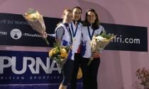 ACBB Triathlon féminines championnes de France de duathlon par équipe
