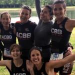 Qualification pour l'équipe féminine à Versailles