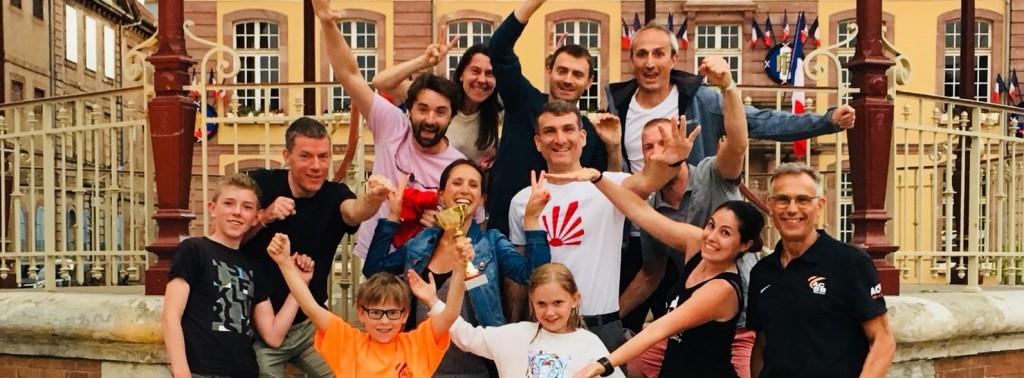 Sortie Club au triathlon de Belfort 2018 - Photos et Résultats