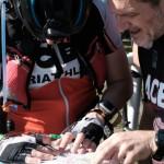 Traçage de balise au Raid Val d'Oise 2018