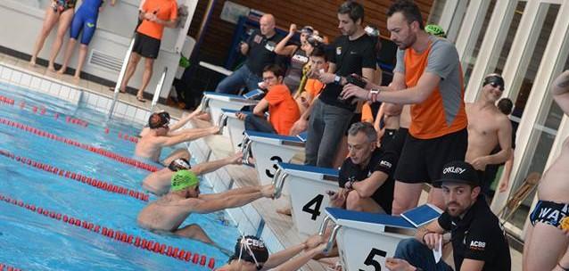 Résultats du meeting de natation pour triathlètes 2019