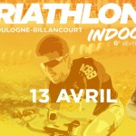 6ème Triathlon indoor de Boulogne-Billancourt - 2019