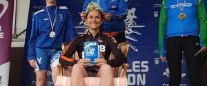 Chloé, reine du triathlon de Versailles 2019
