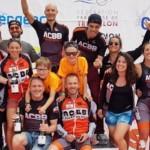 L'ACBB Triathlon sur le podium à Dijon